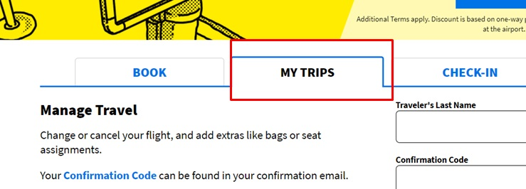 spirit airlines Manage booking My Trips.jpg